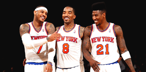 The Knicks will seek a way back to the finals, but they'll have a tough road ahead