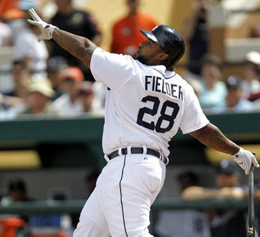 Prince Fielder is now a member of the Texas Rangers (Via AP)
