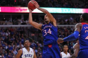 Perry Ellis put up 24 points against Duke (Via USA Today Sports)