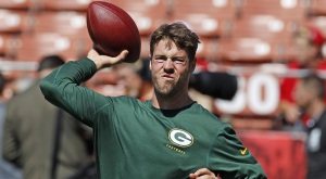 Scott Tolzien is now the starting quarterback of the Green Bay Packers due to Aaron Rodgers' injury (Via Milwaukee Journal Sentinel)