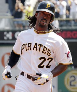 Andrew McCutchen took home a Silver Slugger Award and the NL MVP (Via SI)