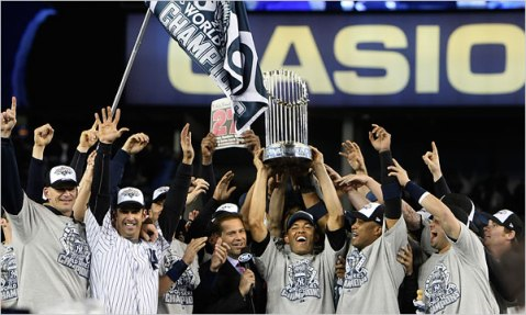 The Yankees hope that bringing in the top free agents will lead them back to the promised land and their 28th World Series Championship (Via New York Times)