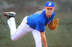 Zach Wheeler hopes to fill Harvey's role (Via Newsday)