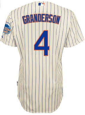 Could this be the future for the Mets? Of course, number 14 is retired by the Mets for Gil Hodges, so Granderson would have to change his number (Via MLB)