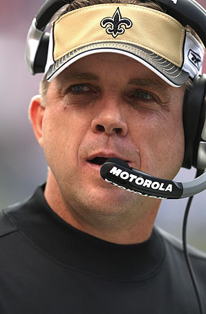 Sean Payton is back on the sidelines and the Saints are back to their winning ways (Via SI)