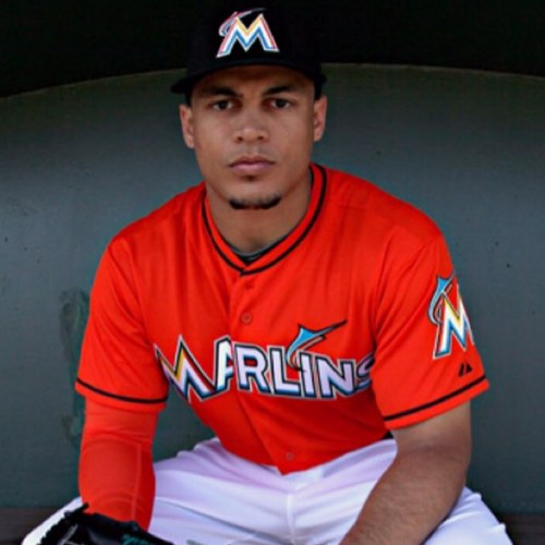 Giancarlo Stanton Of Miami Marlins Says He S Recovering: Miami Marlins
