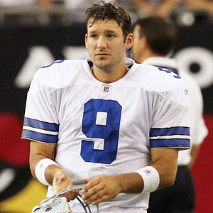 Tony Romo will be absent in week 17 (Via Hulkshare)