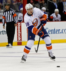 Ryan Strome will finally make the trip up to the NHL level and join the Islanders tomorrow night