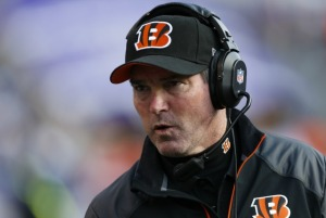 Mike Zimmer will take over as the ninth head coach in Vikings history (Via The Enquirer/Jeff Swinger)