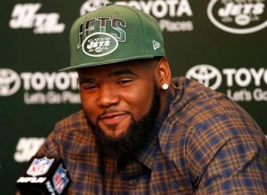 Sheldon Richardson broke into the NFL, taking home an award after his first season (Via AP)