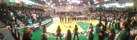 Events Center Opening Night 2013-14 (Via Brett Malamud)