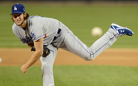Clayton Kershaw hopes to lead the Dodgers deep into the playoffs this year (Via USA Today)