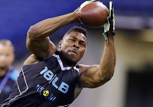 Khalil Mack will be one of the first few selected in this year's NFL Draft (Via AP)