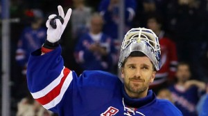 Henrik Lundqvist must be on his game for the Rangers to take home their first cup in 20 years (Via ISN)