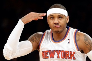 Carmelo Anthony will head back to the Big Apple