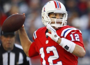 Tom Brady is still an elite quarterback but could he be losing steam? (via ibtimes)