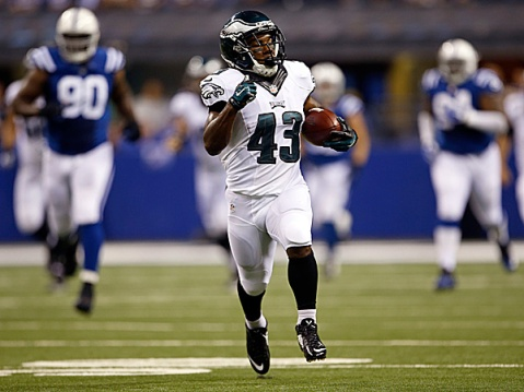 Darren Sproles showed how valuable he can be to the Eagles last night in Indianapolis (Via Philly)