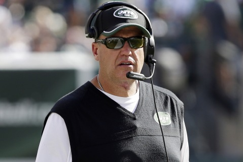 Jets head coach Rex Ryan has continued to believe in Geno Smith and has kept him as the starting quarterback (Via UPI)