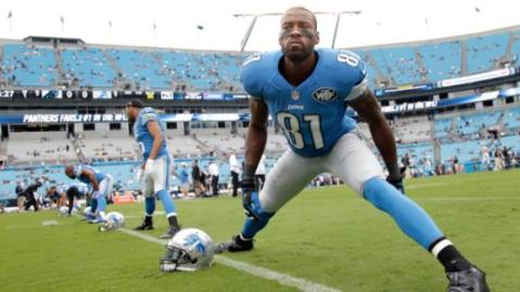 Calvin Johnson returns this week, but shouldn't be a huge factor. (Via AP)
