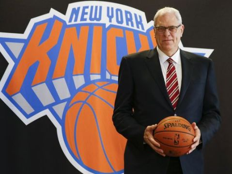 Can Phil Jackson turn it around for the Knicks this summer? (Via USA Today)