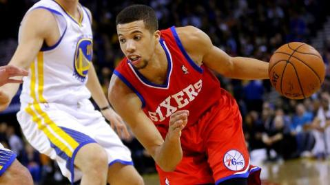 Michael Carter Williams is on his way out of Philly (Via AP)