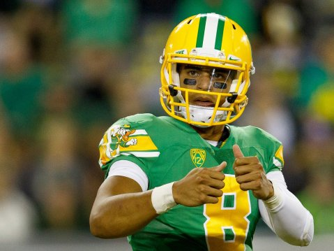 Could Marcus Mariota slip to the Rams at 10?