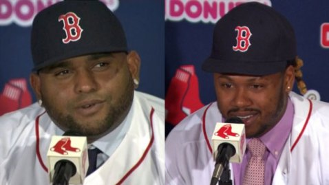 With some added big bats, the Red Sox are ready to head back to October baseball (Via WBZ-TV