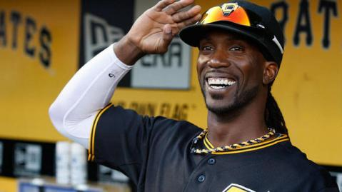 Andrew McCutchen gave his opinion on why baseball is dying out. (Via Athletes Promotions)