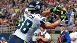 Now is the time to buy low on Jimmy Graham (Via USA Today)